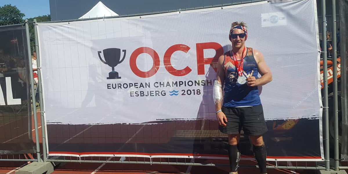 Obstacle course racing European Championship