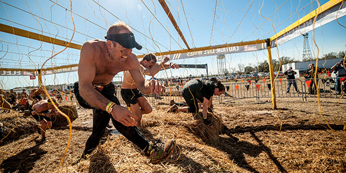Tough Mudder Spartan Racing OCR Obstacle Course Racing