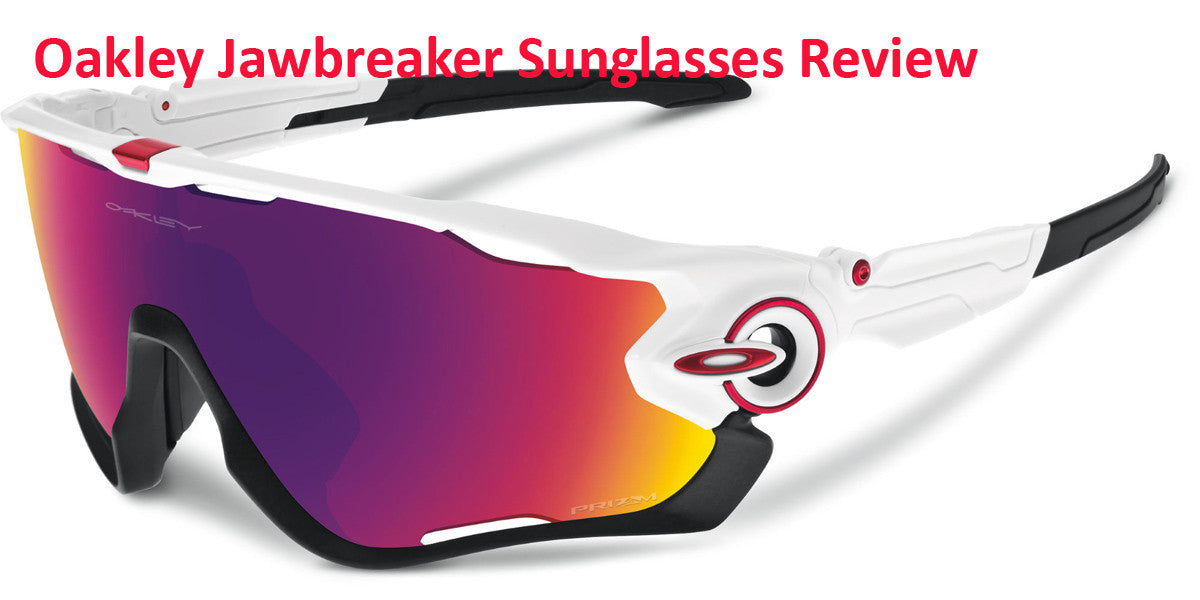 Occhiali da sole Oakley Jawbreaker Review Sundried