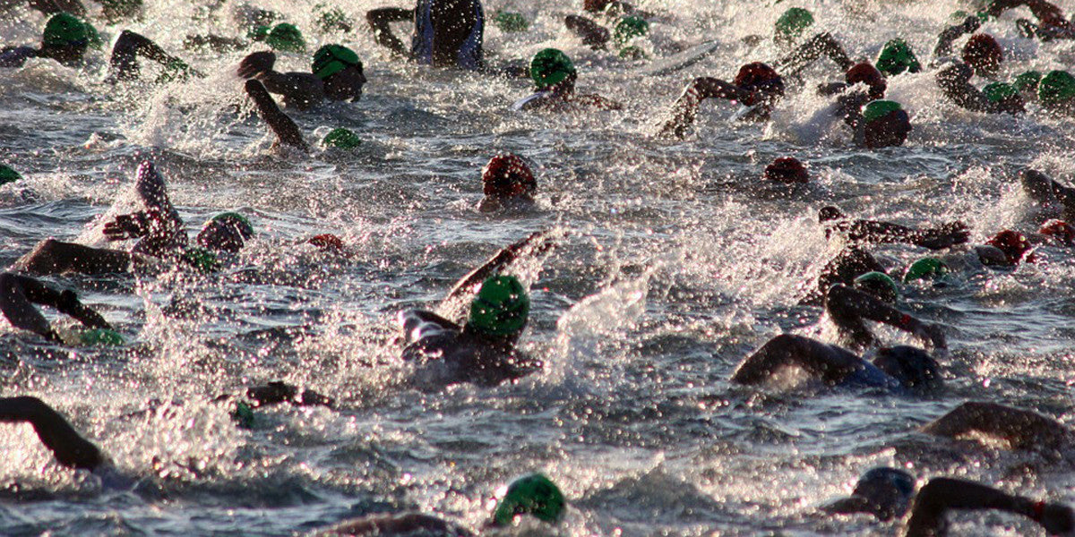 Tips For Swimming In Open Water Sundried Triathlon Training