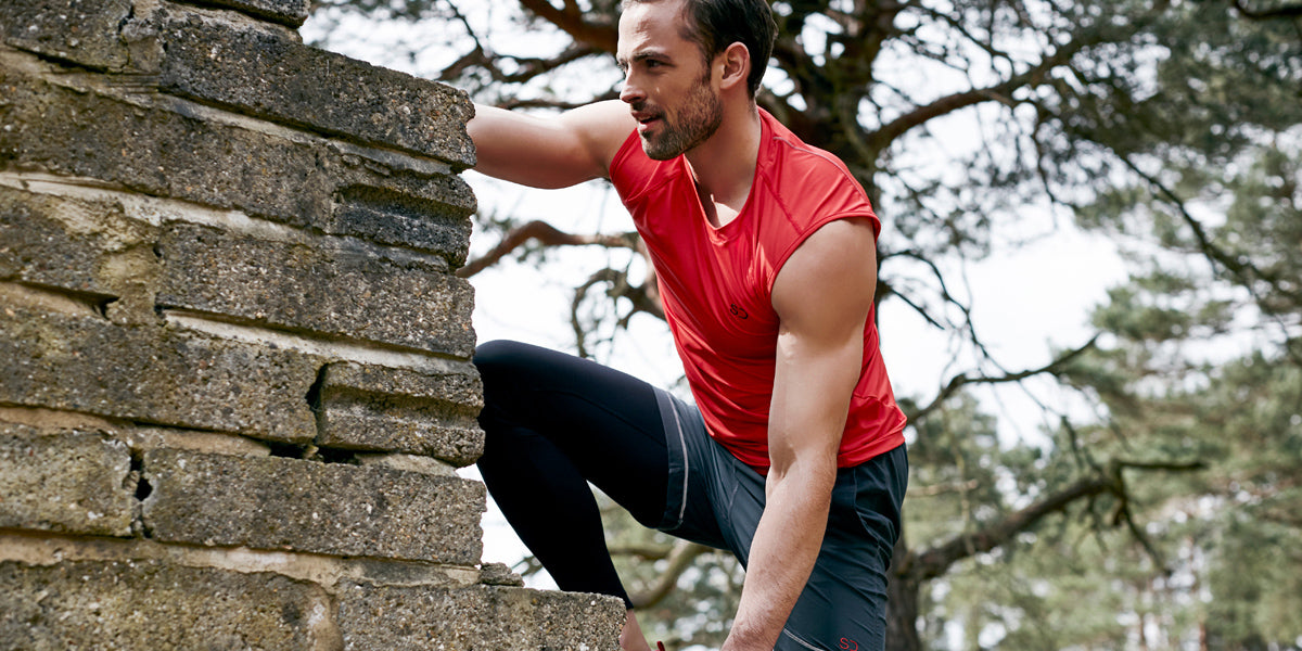 outdoor workout strength training ethical activewear