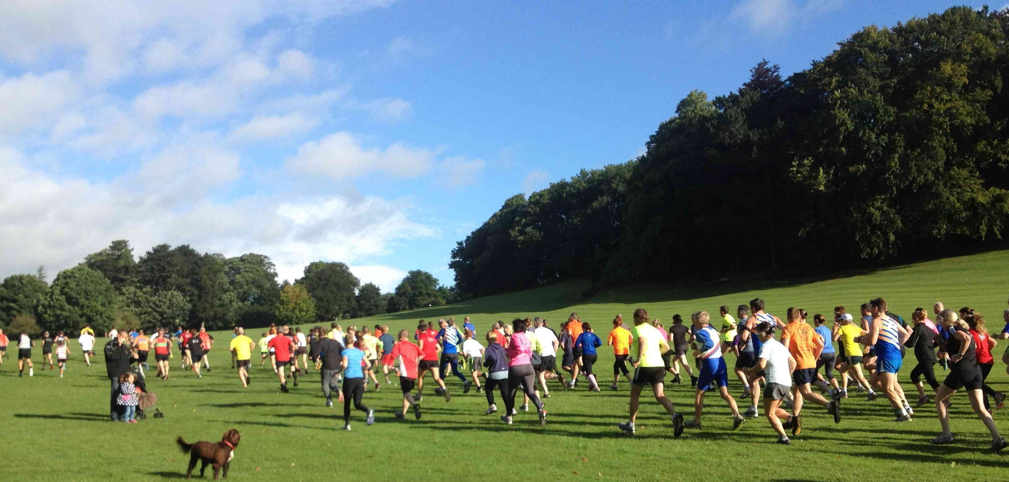 Parkrun Running Club Get Fit Outdoors