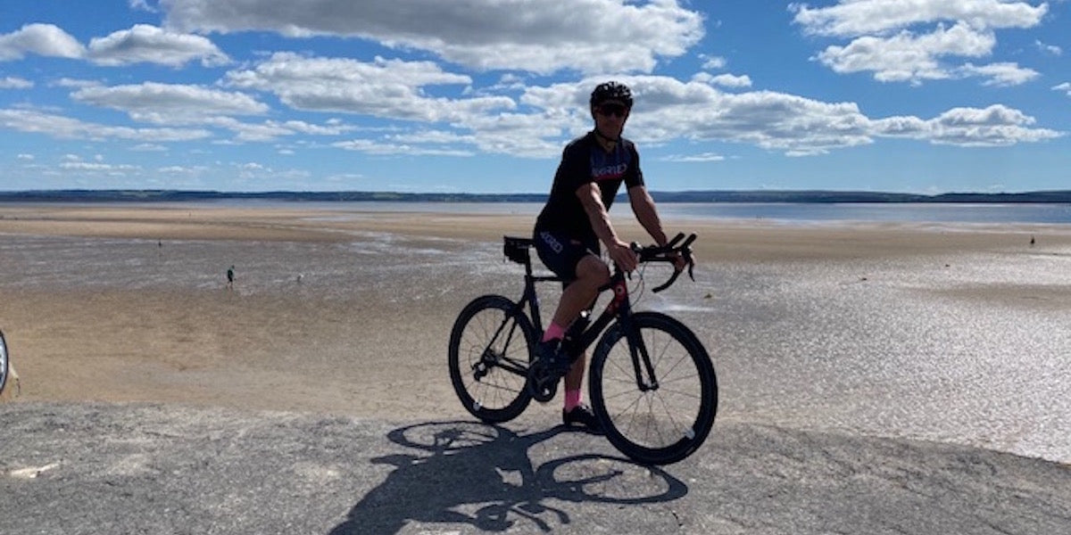 Pembrey Triathlon 2020 Race Report Sundried