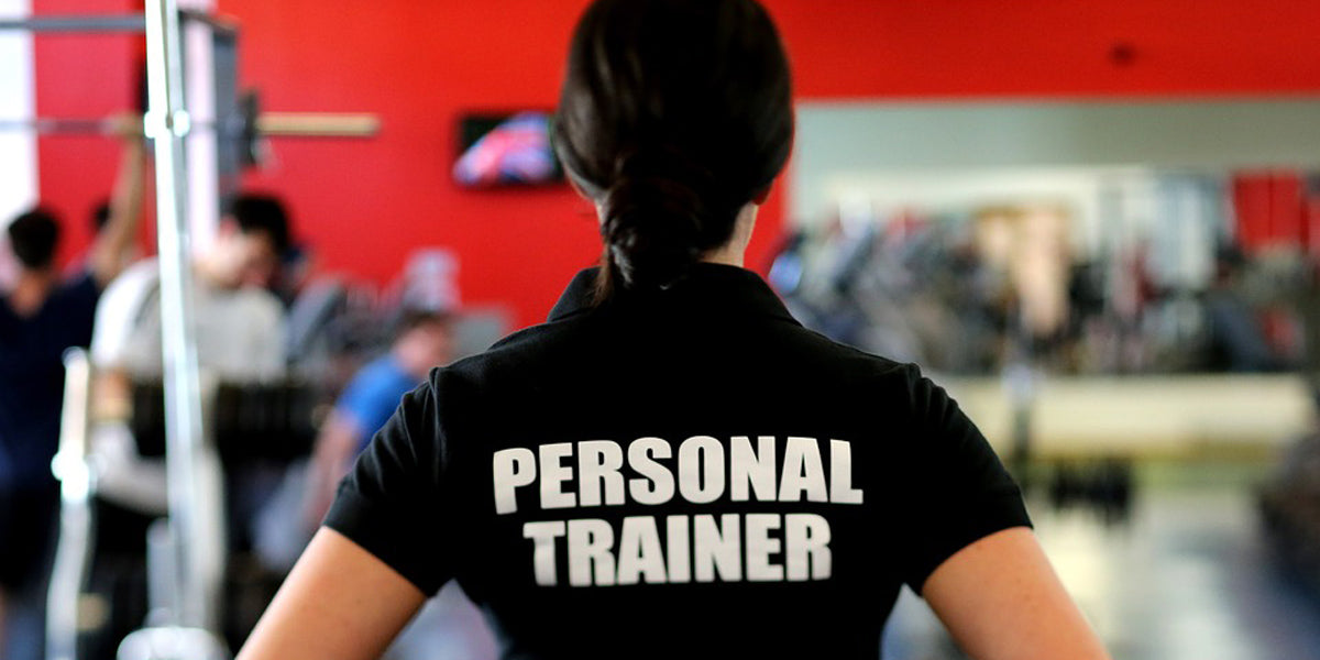 personal trainer fitness professional