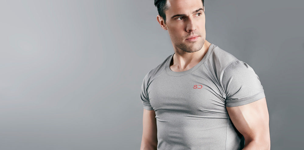 personal trainer Sundried activewear