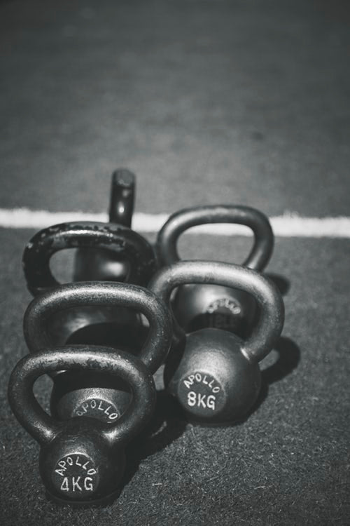 kettlebell swings exercises