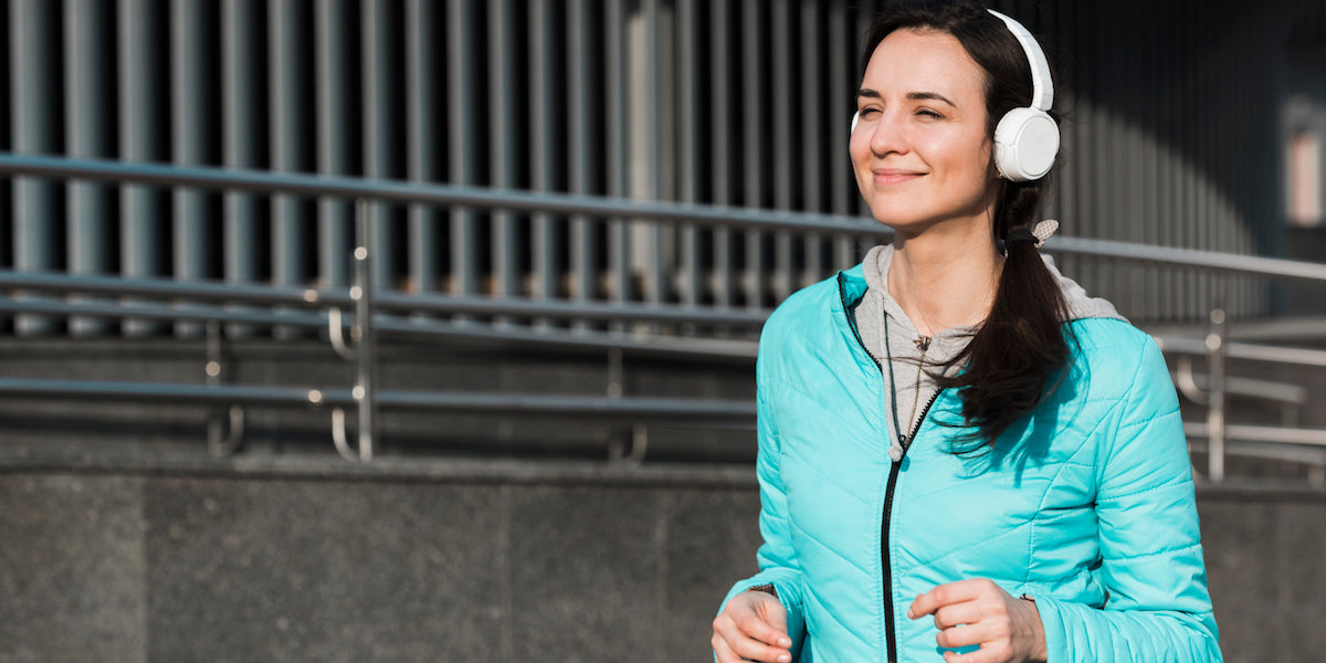 best podcasts to listen to while running