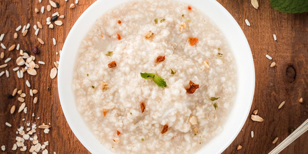 porridge oatmeal healthy breakfast
