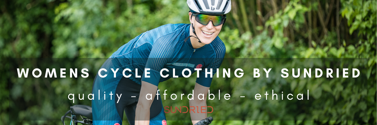 women's cycle clothing by sundried