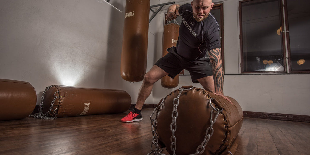 punchbag workout boxing tabata