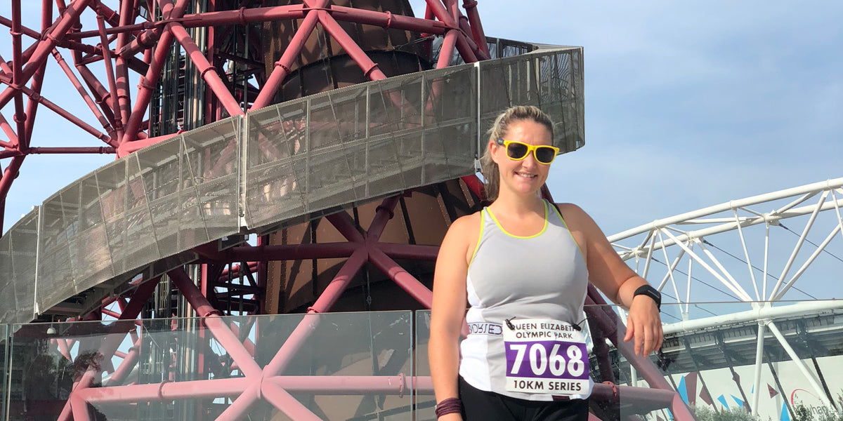 Queen Elizabeth Park Stratford london 10k running race 2018