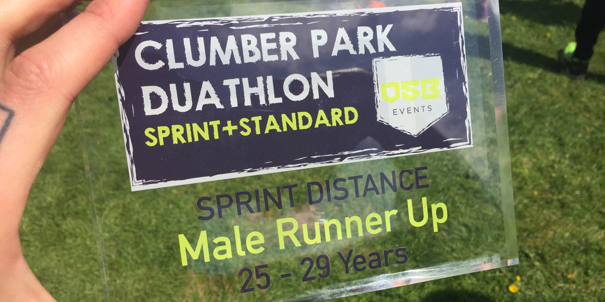 Clumber Park Duathlon Age Group Bike Run