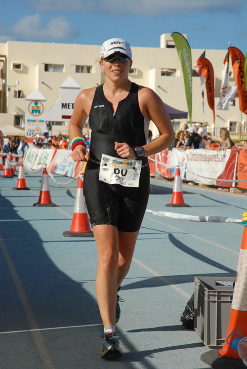 Sundried triathlete ambassador Ironman 70.3 Lanzarote