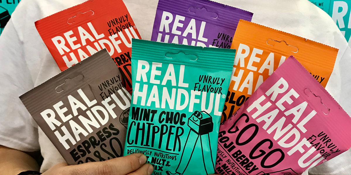 Real Handful Healthy Snacks Review
