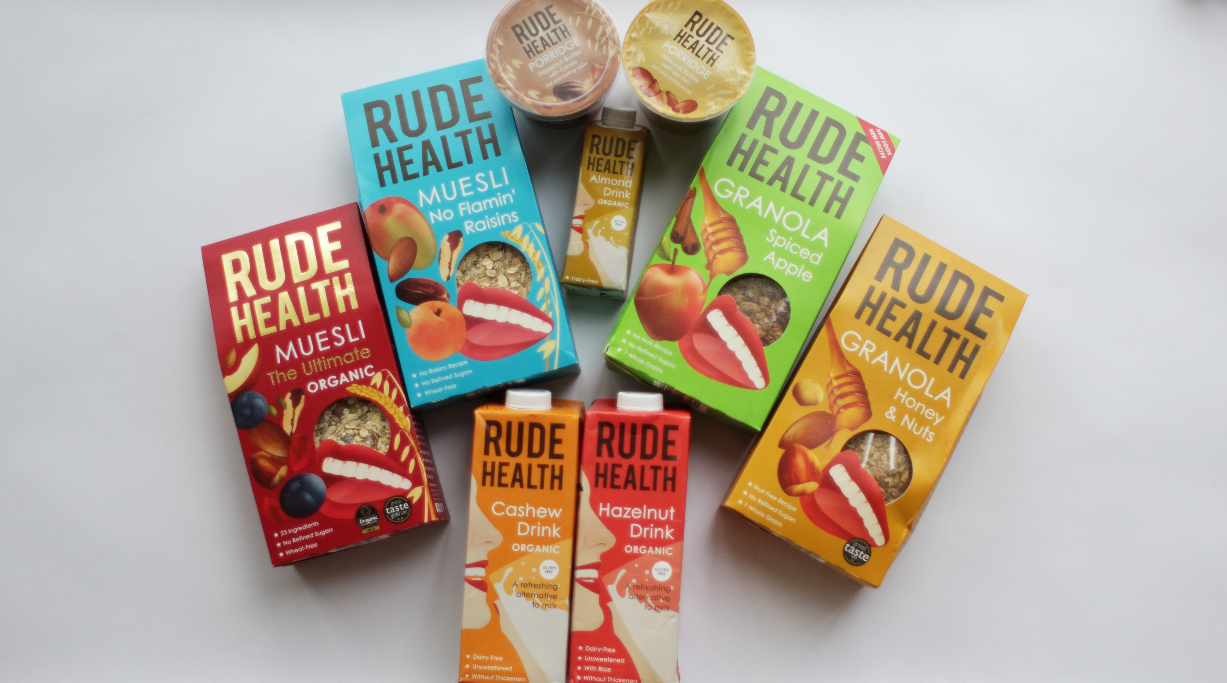 Rude Health Sundried Product Review
