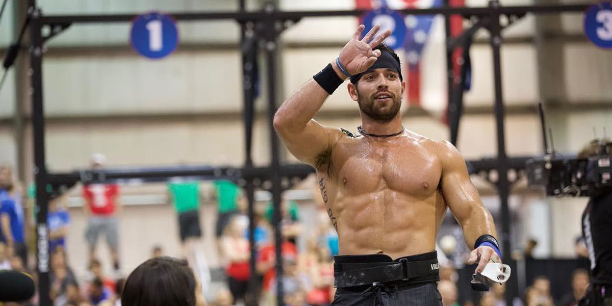 Rich Froning CrossFit athlete