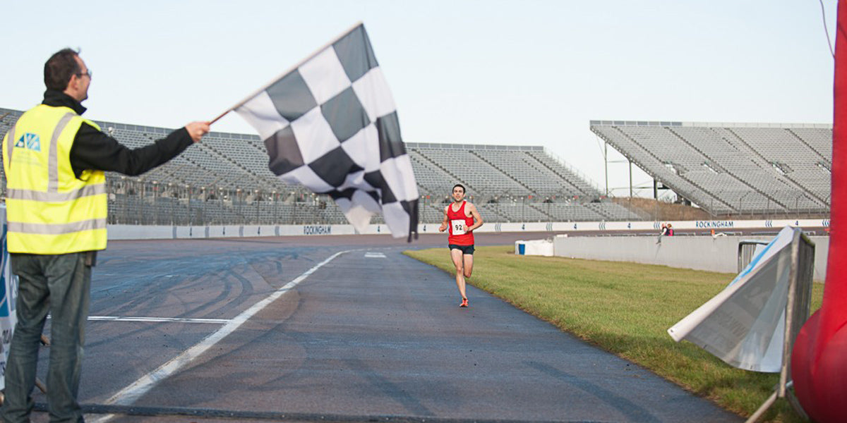 rockingham race circuit corby running racing sprinting