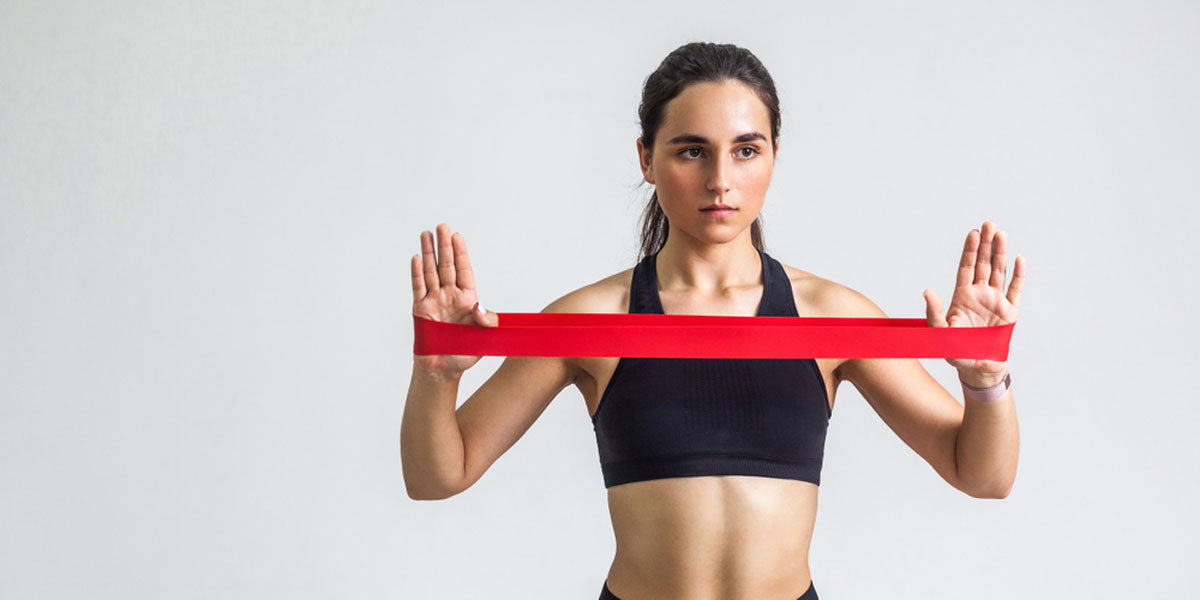 rotator cuff exercise resistance band
