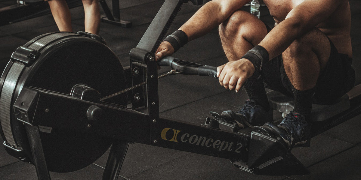 MetCon CrossFit workout fitness Sundried