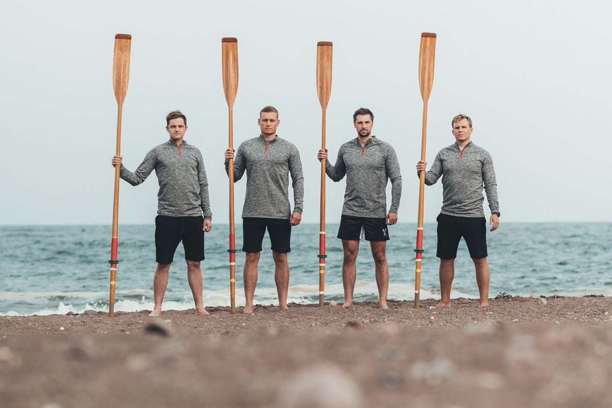 Sundried activewear All Oar Nothing rowing challenge