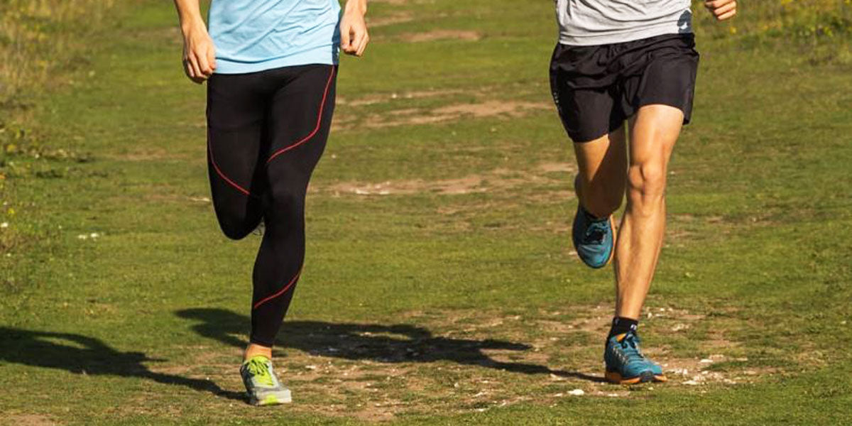 runners pronation training