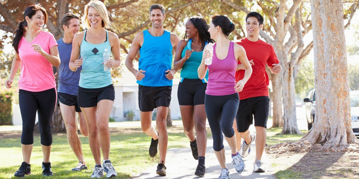 running club group fitness