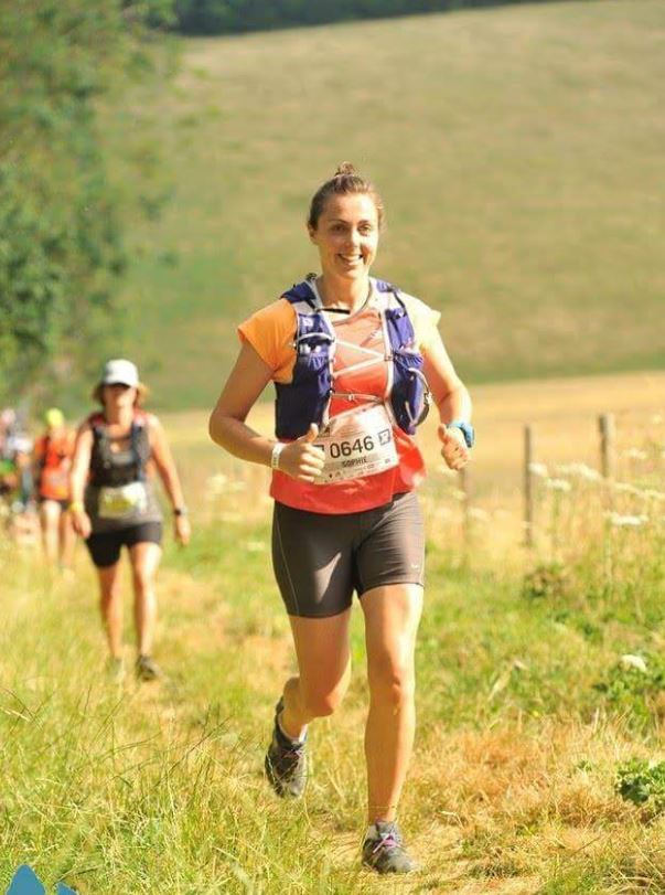 running ultra marathon trail race