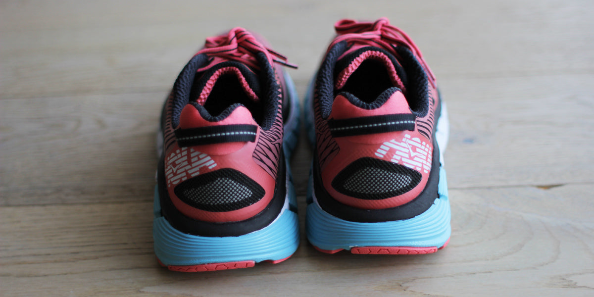Running trainers Hoka One One Gaviota Review Sundried