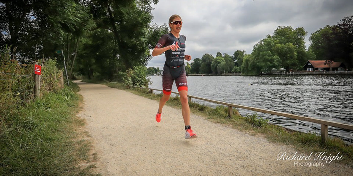 running triathlon Eton Dorney