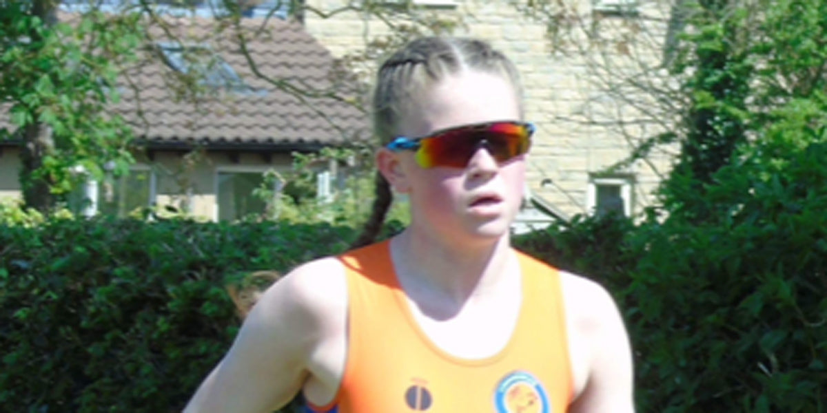 running triathlon young triathlete
