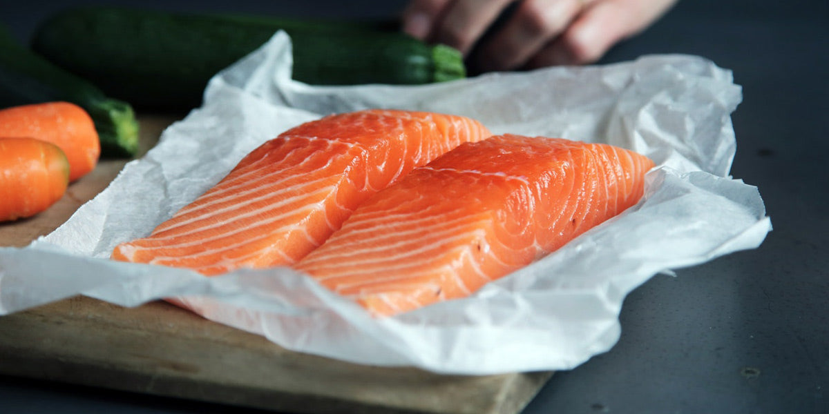 fish salmon healthy diet omega 3 protein