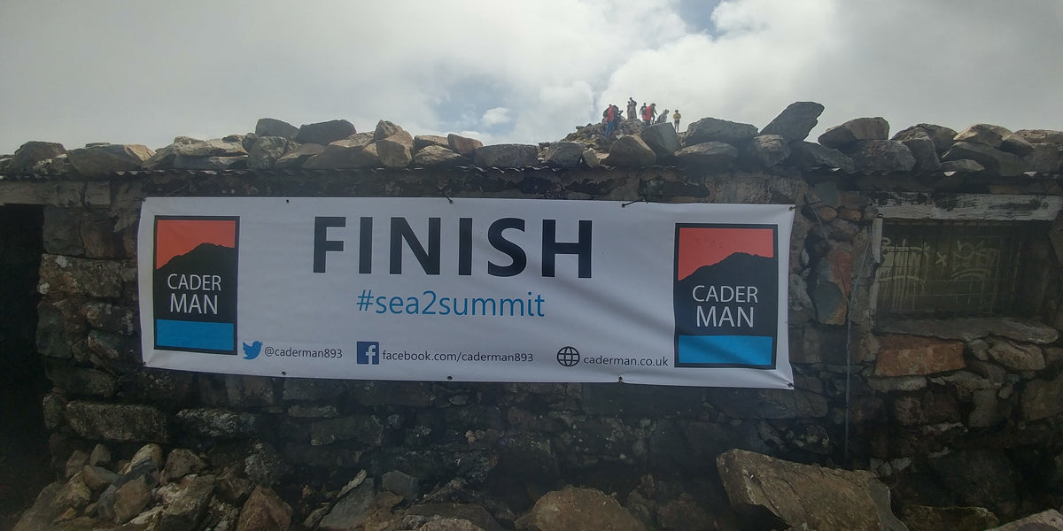 sea to summit Caderman triathlon