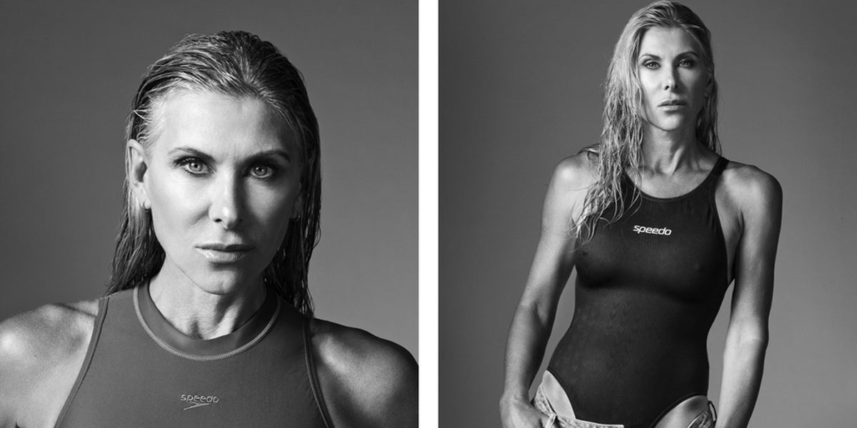 Sharron Davies Olympic Swimmer Commonwealth Q&A Sundried