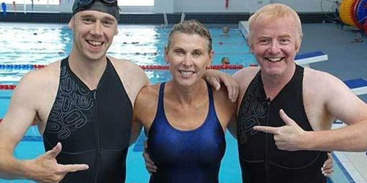 Sharron Davies swimmer BBC Radio 2 Chris Evans Olympic Sundried interview