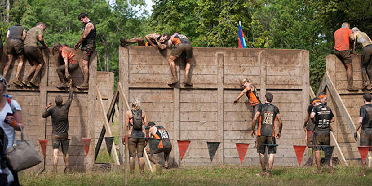 Sufferfest Obstacle Course Racing OCR