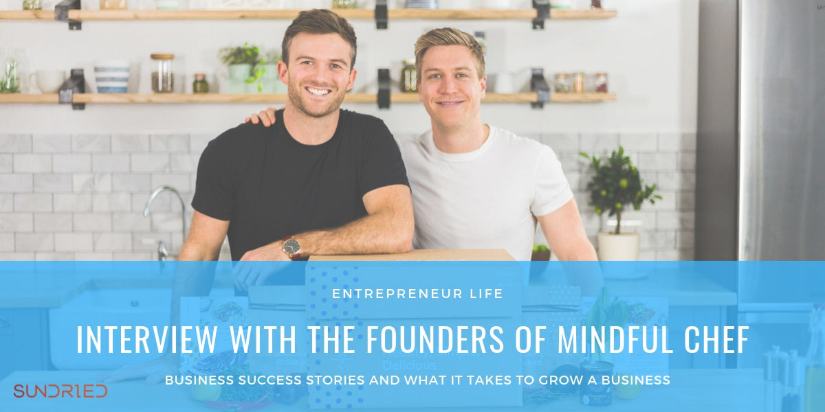 Sundried interview the founders of Mindful Chef