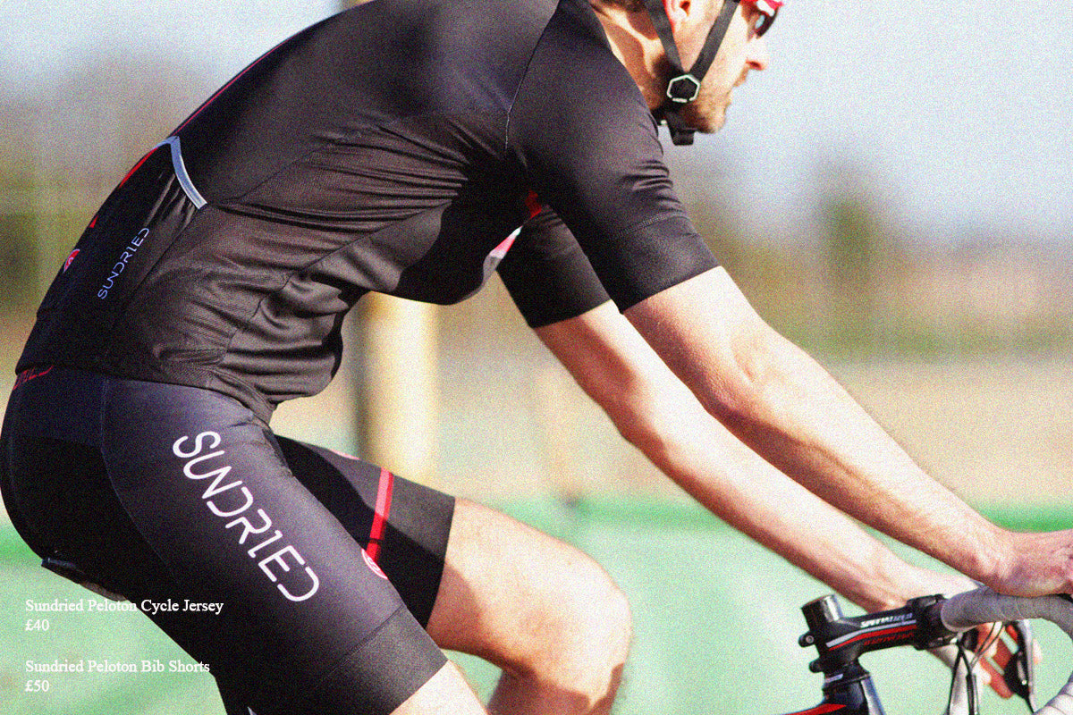 Sundried men's cycle clothing