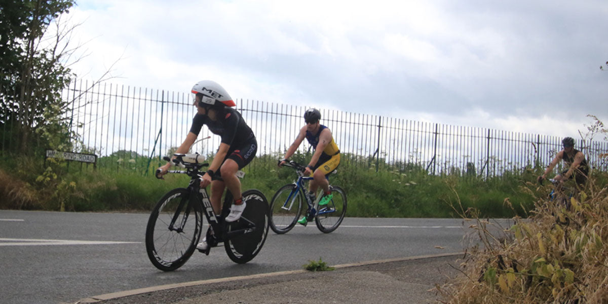 Sundried Southend Triathlon route experience fun