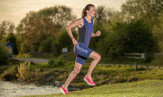 sundried women's trisuit