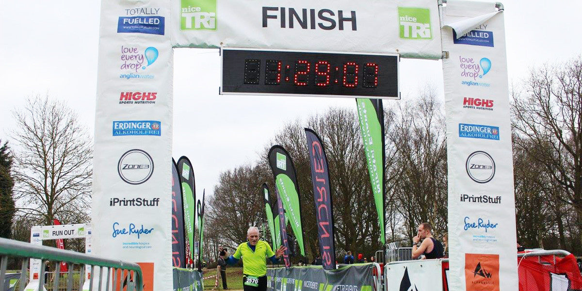 Sundried Sponsorship Anglian Water Duathlon