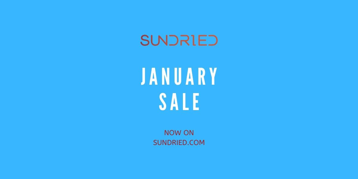Sundried January Sale