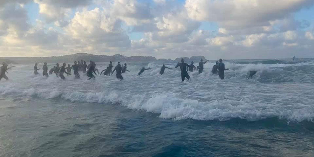 Challenge Paguera Mallorca open water sea swim