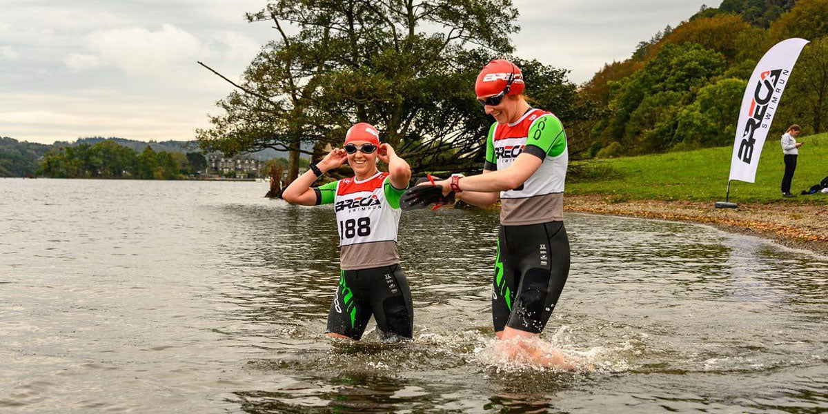 What is Swimrun Aquathlon swimming running Sundried