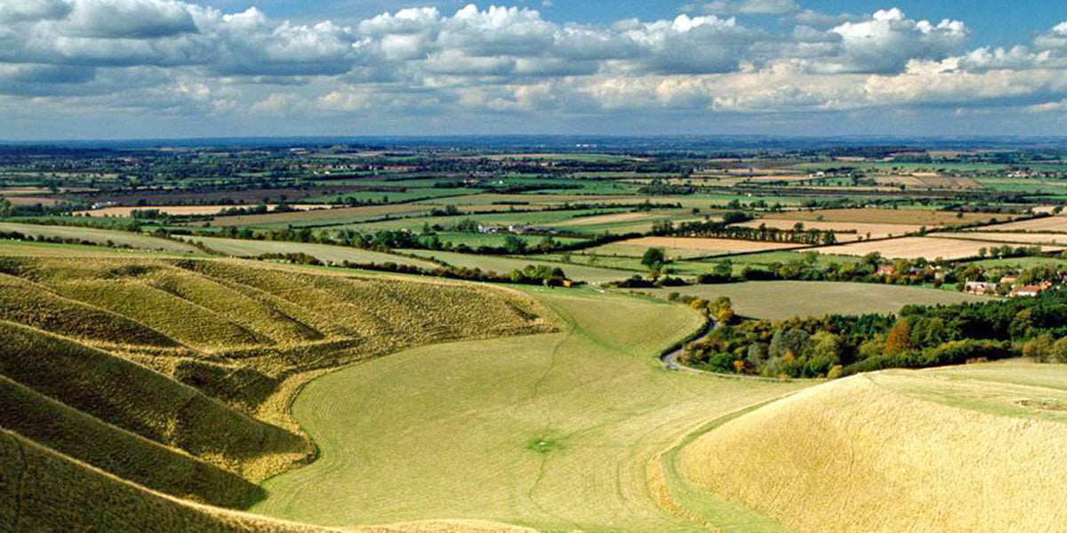 the ridgeway national trail beautiful places to run UK