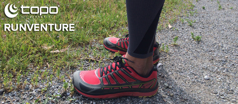 Topo Athletic Ruventure Trainers Review Sundried