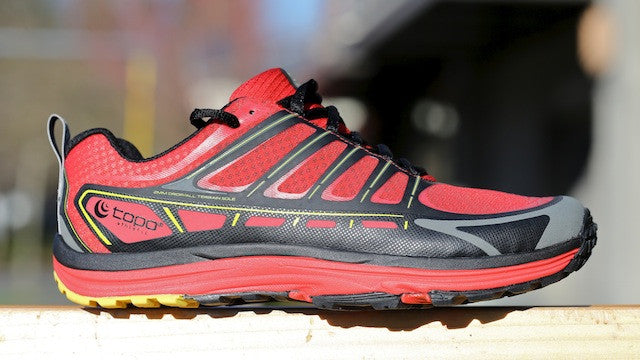 Topo Athletic Running Trainers Trail Running Sundried Review
