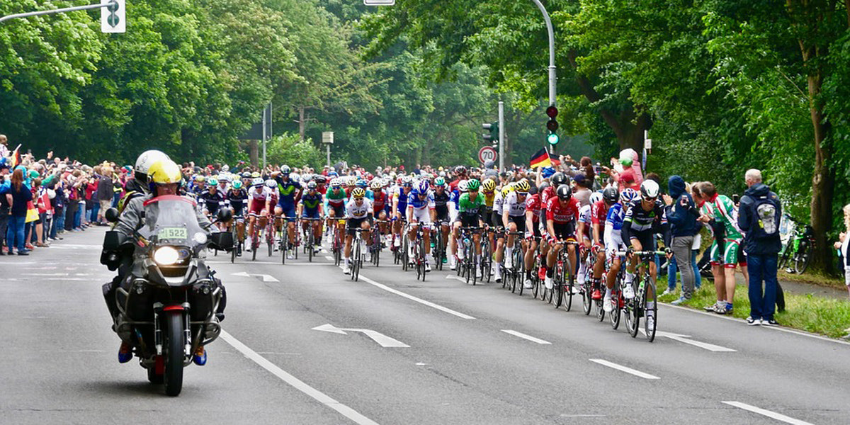 Le Tour De France International Bike Cycling