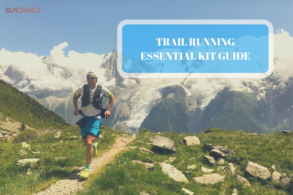 trail running essential kit guide