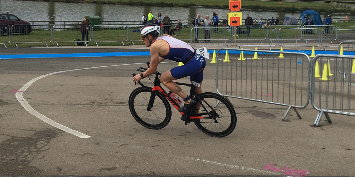 British Triathlon's Big Weekend 2019 race report Sundried