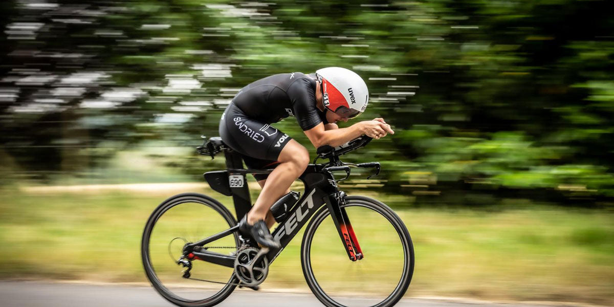 triathlon coach cycling training racing